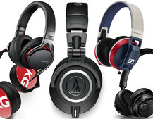 Best headphones 2014: O2 Pocket-lint Gadget Awards nominees