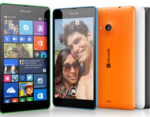 Microsoft Lumia 535 arrives to bid farewell to Nokia