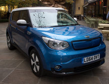 Kia Soul EV: Europe's first full electric SUV (hands-on)