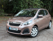 Peugeot 108 review: Putting the Active 1.0 Top! through its paces