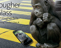 Corning Gorilla Glass 4 unveiled, twice as strong as the competition