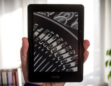 Amazon Kindle Voyage review: A first-class trip