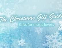 The Christmas Gift Guide: Gifts for music lovers