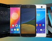 Best budget smartphones 2017: The best phones available to buy for under £200