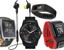 Best wearables 2014: GPS watches, activity trackers, HR headphones and more