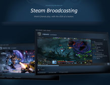 Watch out, Twitch: Steam launches a new broadcasting feature in beta