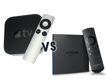 Apple TV (2015) vs Amazon Fire TV (2015): What's the difference?