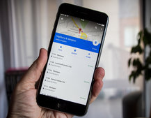 Find how delayed your train will be and another way home with Google Maps