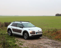 Citroen C4 Cactus review: A thorn in the side for the competition
