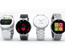 Alcatel's smartwatch is called Watch like Apple Watch but looks like the Moto 360