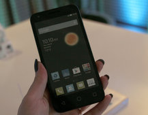 Alcatel OneTouch PIXI 3 pictures and hands-on