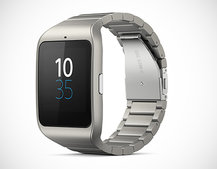 """Sony goes """"fashion"""" with new stainless steel Smartwatch 3 and designer SmartBands"""
