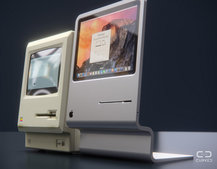 This is the Apple iMac that could have been: Apple Lisa gets modernised