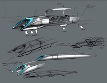 What is Elon Musk's 800mph Hyperloop? The subsonic train explained