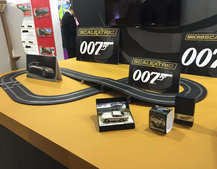 James Bond Spectre Scalextric set confirmed: Aston Martin DB10 to be included