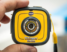 It's time to play with VTech's GoPro for kids (hands-on)