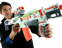 Nerf N-Strike Modulus is the Project Ara of blasters