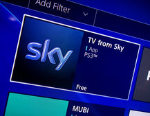 Sky Go now available for PS3 owners too, TV from Sky app in PlayStation Store