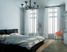Unreal Engine 4 made this Paris apartment look better than an Ikea catalogue