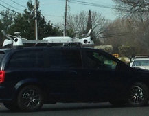 Apple camera car spotted snapping in San Francisco: New Apple Maps incoming?