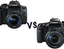 Canon EOS 750D vs 760D: What's the difference? Mid-weight DSLR showdown