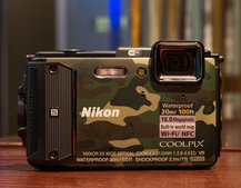 Nikon Coolpix AW130: Tough keeps getting tougher (hands-on)