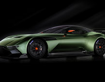 Get a closer look at the astounding V12 Aston Martin Vulcan, in pictures