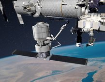 Lockheed Martin pitches to NASA a new spaceship for resupplying ISS, deep-space missions