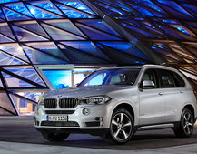 BMW brings plug-in hybrid smarts to the new X5 dubbed X5 xDrive40e (gallery)