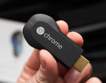 Chromecast will play and pause using your TV's remote