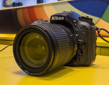 Nikon D7200 review: Connectivity features see enthusiast DSLR push forward (hands-on)