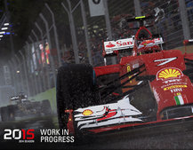 Wow, this is what F1 2015 looks like on PS4 and Xbox One