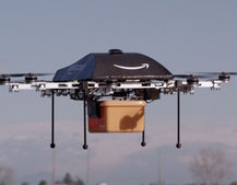 Amazon Prime Air drones tested in Canada: Deliveries within 30-minutes of orders