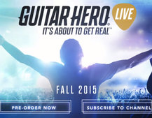 Guitar Hero Live unveiled in new trailer, get ready to rock from first person perspective