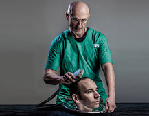 Was the Dr Sergio Canavero head transplant news all a Metal Gear Solid promo stunt?