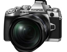 Olympus redesigned its E-M5 Mark II: See the limited-edition titanium model in pictures