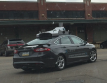 Uber self-driving cars hit the roads, Johnny Cabs may one day be a thing