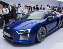 Audi R8 e-tron in pictures: The all-electric driverless supercar of the future?