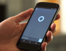 Microsoft's Cortana is coming to Android and iPhone, get a sneak peek now