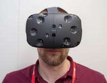 Forget Oculus Rift, the incredible HTC Vive experience will blow your mind (hands-on)