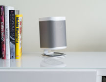 Angle your Sonos Play:1 speaker for better sound with the Flexson Desk Stand