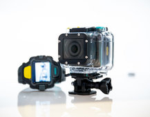 4GEE Action Cam hands-on: Is livestream