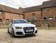 Audi RS3 Sportback first drive: Power trip