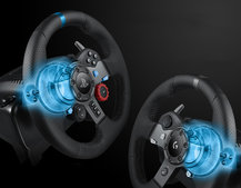 These are the PS4 and Xbox One steering wheels everyone's talking about: Logitech G29 and G920