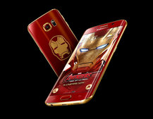 Guess how much an Iron Man Samsung Galaxy S6 edge just sold for? Clue: more than your car