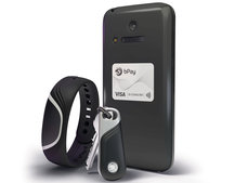 Tap to pay from any bank using bPay wristband, fob or sticker