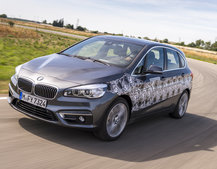 BMW 2-Series Active Tourer eDrive first drive: Plug-in baby