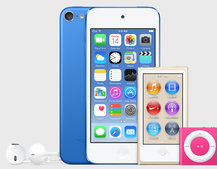 The iPod's alive and well, iTunes 12.2 reveals new coloured models inbound