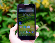EE Harrier review: Vertical take-off for budget 4G handset