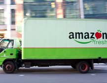 Amazon's Fresh service might soon start delivering groceries in the UK